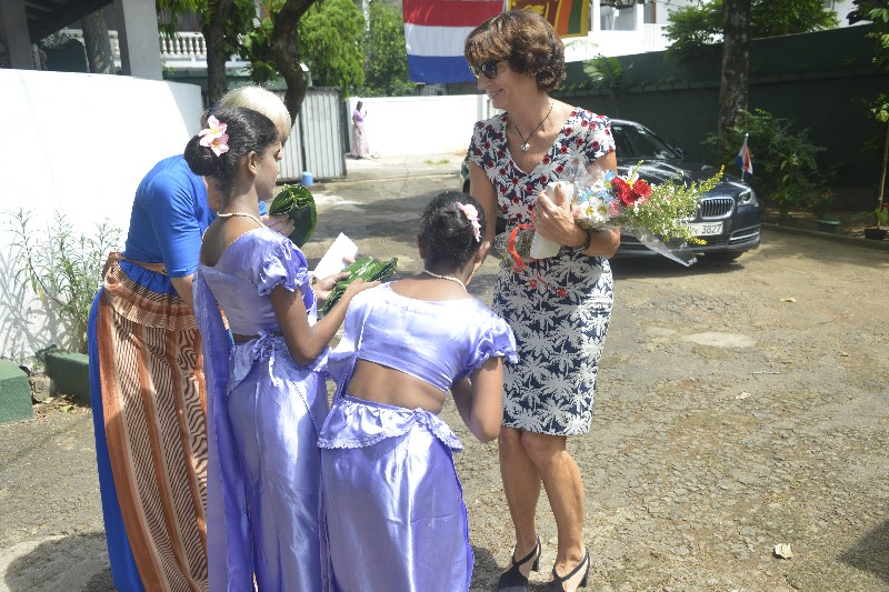 Farewell of Mrs. Joanne Doornewaard on 3-07-2019