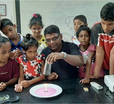 Science Class & Science Laboratory